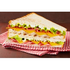 Сэндвич «Ветчина и сыр» 160гр.